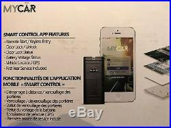 15-18 F150 15-18 Fusion 15-16 Edge Db3 Remote Start Car Starter Cell App And Gps