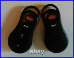 2002 Dodge Neon SE Remote Car Starters set of 2. $12.99 I pay shipping