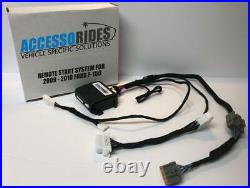 2009 2010 Ford F150 F-150 Remote Start Plug And Play Car Starter