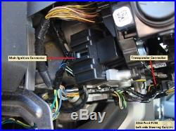 2010-2012 Ford Fusion 100% Plug And Play Remote Start Car Starter Uses Oem Key