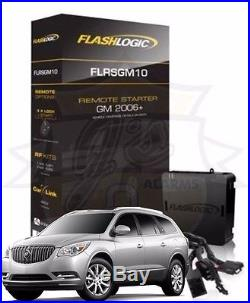 2010 Buick Enclave Plug & Play Remote Starter System Car Start Diy Self Install