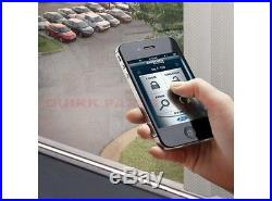 2011-2014 Ford Lincoln iPhone Smart Phone Remote Car Starter & Access Kit OE NEW