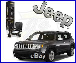 2015-2018 Jeep Renegade Plug & Play Remote Car Start Easy Install Remote Starter