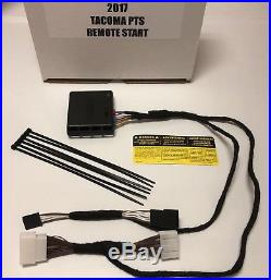 2017 Toyota Tacoma REMOTE START CAR STARTER PLUG AND PLAY FAST INSTALL