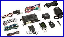 2-Way Remote Start System Car Alarm Security Keyless Entry Starter Top Quality