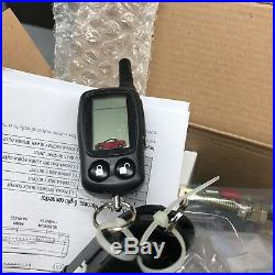 5303r Directed Remote Start For Car, Truck, SUV 2-way Security System