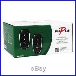 Audiovox Remote Automatic Car Starter and Keyless Entry System 1000-Ft. Range