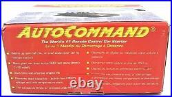 AutoCommand Remote Control Car Starter Kit to Heat / Cool Car from Indoors 500FT