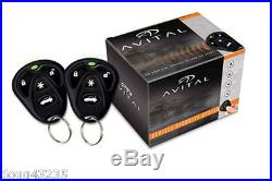 Avital 4105 & DB3 Remote Starter Package -Fits most cars Free wiring diagram