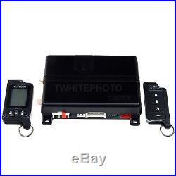 CLIFFORD 5706X 2 WAY LCD Remote Auto Car Starter & Alarm System