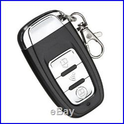 Car Alarm Security Keyless Entry Engine Ignition Starter Push Button Remote