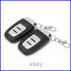 Car Alarm Security System Vehicle Keyless Entry Ignition Remote Starter with2 Key