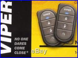Car Cars Alarm System Security Remote Start System and Key Less Entry Starter US