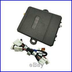 Cardot car alarm remote starter plug and play canbus for Toyota