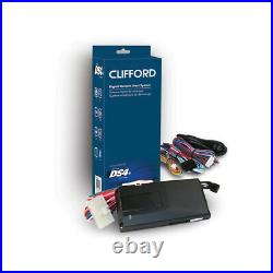 Clifford DS4XP Digital Remote Car/Vehicle Starter Start System with Bluetooth