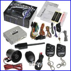 CompuSTAR CS700-AS Car Alarm & Remote Starter System Remote Start & Security