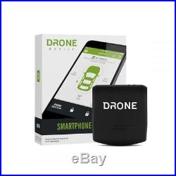 Compustar Drone DR3400 Smartphone Cell Phone Remote Car Starter