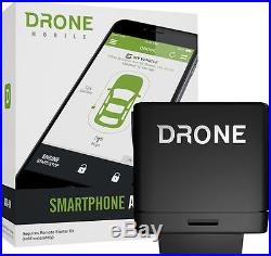 Compustar Drone DR3400 Smartphone Cell Phone Remote Car Starter Replaced DR3100