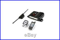 Crime Stopper LC7 Remote Car Starter with 2-Way LCD Rechargeable Remote