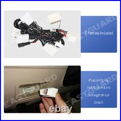 EASYGUARD Plug&Play Remote Starter fit for Push to Start Camry 2018-2020 Gas car