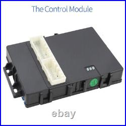 EASYGUARD Plug&Play Remote Starter fit for Push to Start Corolla/Levin Gas car