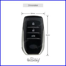 EASYGUARD can bus plug & play car alarm system fit for TOYOTA COROLLA 2010-2019