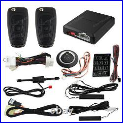 EASYGUARD plug & play remote starter CAN BUS kit for Ford Focus 09-16 car alarm