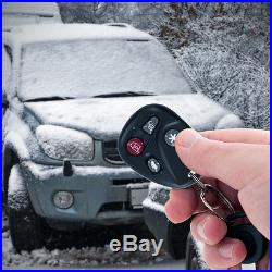 EZ-Starter 2-Way Car Truck SUV EZ75 Remote Start and Security System
