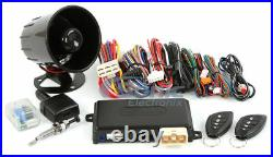 Encore E6 With Omega OLMDBALL Complete Remote Car Starter with Alarm/Security Kit