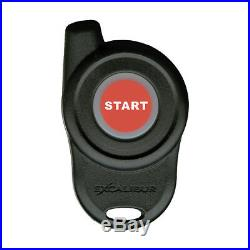 Excalibur 11303 1 Button Replacement Remote For Select Car Starters