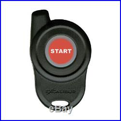 Excalibur 11303 Omega 1 Button Replacement Remote For Select Omega Car Starters