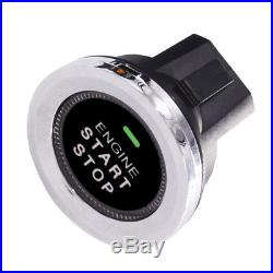 Factory made Microchip Remote Starter car gps gsm alarm with remote start engine