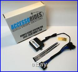 Fits 2015 2018 FORD F150 F-150 REMOTE START PLUG AND PLAY CAR STARTER