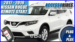 Fits 2017 2018 2019 NISSAN ROGUE KEY REMOTE START PLUG AND PLAY CAR STARTER