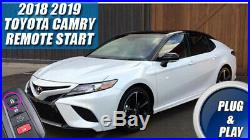 Fits 2018 2019 TOYOTA CAMRY REMOTE START PLUG AND PLAY CAR STARTER