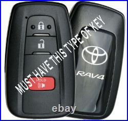 Fits 2018 2019 TOYOTA CAMRY REMOTE START PLUG AND PLAY CAR STARTER SMART KEY
