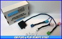 Fits Most 2019 2021 GM BUICK GMC CHEVY REMOTE START PLUG & PLAY CAR STARTER