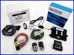 Ford Lincoln Mercury Remote Car Starter System Kit Keyless Entry & Alarm OEM NEW