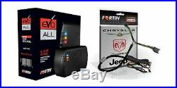 Fortin EVO-CHRT4 Stand-Alone Add-On Remote Start Car Starter System For Chrys