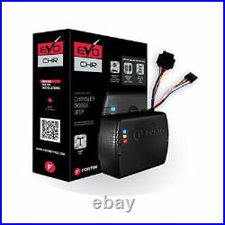 Fortin EVO-CHRT5 Stand-Alone Add-On Remote Start Car Starter System For Chrys