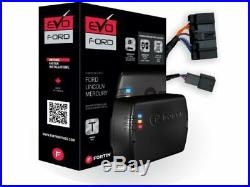 Fortin EVO-FORT1 Stand-Alone Add-On Remote Start Car Starter System For F