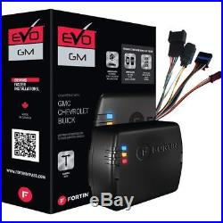 Fortin EVO-GMT1 Stand-Alone Add-On Remote Start Car Starter System For Buick GMC