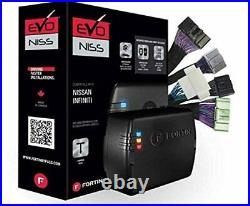 Fortin EVO-NIST3 Stand-Alone Add-On Remote Start Car Starter System For Infin