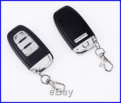 Keyless Entry Car Alarms Security Systems WithEngine Ignition Push Button Starter