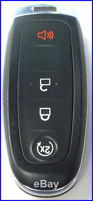 Keyless remote 2013 Lincoln MKS entry key fob GEN2 push start car starter proxy