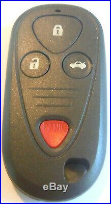 Keyless remote entry car starter for Acura OUCG8D-387H-A key fob transmitter