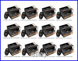 Lot of 12 Avital 4113LX 1 Way Remote Car Starter with 1 One Button Transmitter