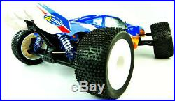 Mighty 1/8th Scale Nitro Powered Pro RC Truggy Remote Control Car
