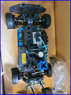 NITRO RC Car 1/10th Scale Two Gears Remote Control Car With STARTER KIT & FUEL