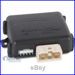 New! Encore E5 Keyless Entry Remote Car Starter and Act-4 4-Door Power Lock Kit